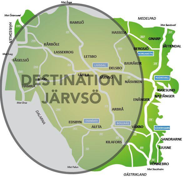 destination jarvso